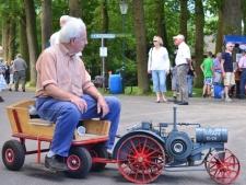 Kleine tractor